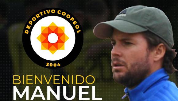 Manuel Barreto fue entrenador de Sporting Cristal de mediados del 2019 a inicios del 2020. (Foto: Twitter)