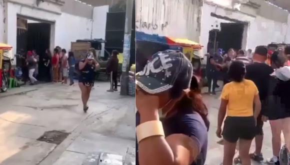 Impactante video muestra cómo testigos del asesinato del venezolano Orlando Abreu intentaron salvarlo pero fue demasiado tarde