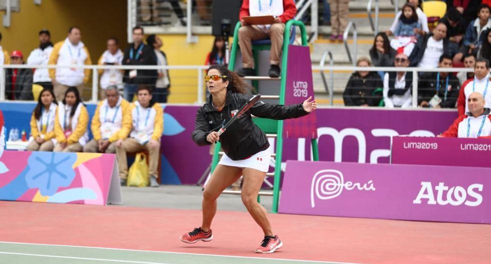 EN VIVO Peruana Claudia Suárez vs Wendy Durán por medalla de oro en Frontón: Perú gana 1-0, se juega el segundo set