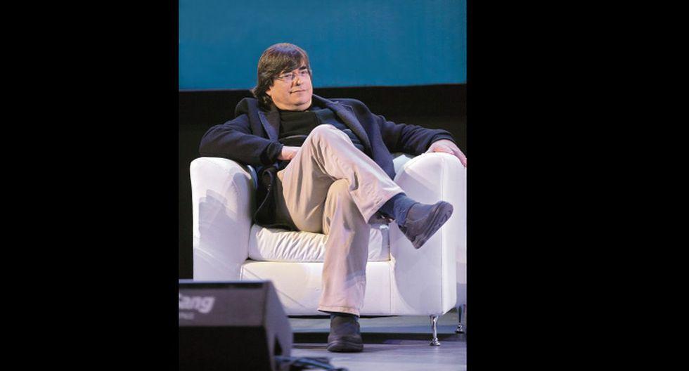 Jaime Bayly habló de todo con Trome. (Fotos: Andrés Paredes)