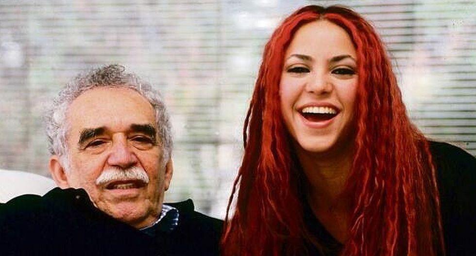 """Shakira y su emotivo recuerdo de Gabriel García Márquez: """"Gabo quería escribir sobre mí"""". (Foto: @shakira)"""