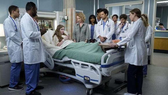 """Productores de ABC comunicaron que dejarán de grabar  """"Grey's Anatomy"""" por dos semanas. (Foto: ABC)"""