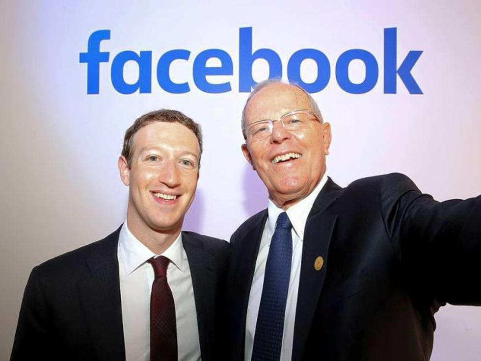 PPK y Mark Zuckerberg