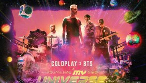 """Coldplay y BTS estrenaron el video de """"My Universe"""". (Foto: captura de video/@coldplay)"""