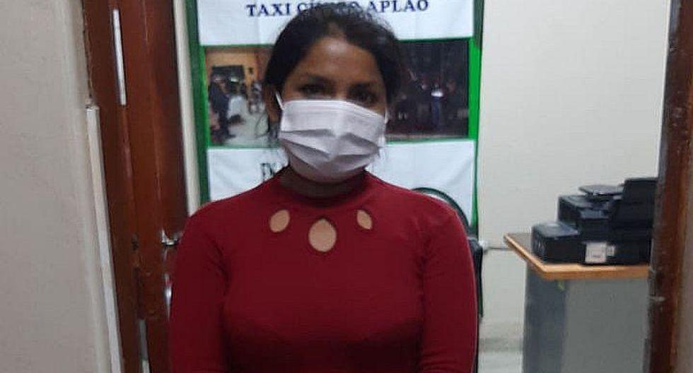 La mujer, bajo el nombre de Anna Zuñiga Flores, público en Facebook un texto que generó alarma en la población de Aplao (Arequipa).