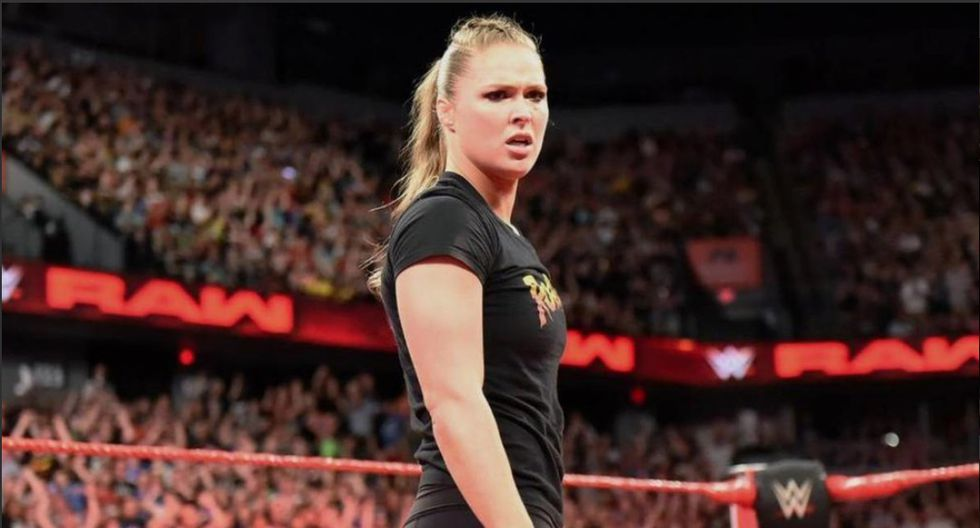 WWE reveló cuál es el estatus actual de Ronda Rousey. (WWE)