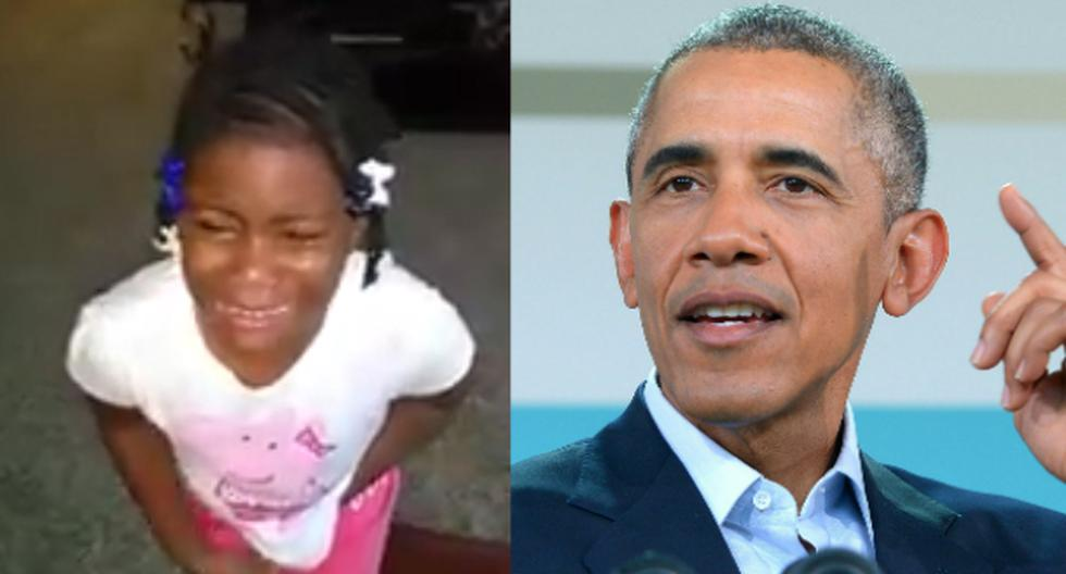 President Obama Posts A Sweet Message To The Little Girl