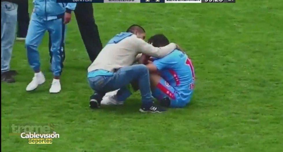 Un nuevo incidente de violencia en la Copa Perú