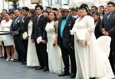 Arequipa:                         Novios ahora podrán contraer matrimonio civil de                         manera virtual