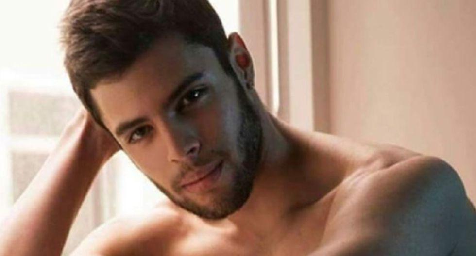 Israel Boucher, el exchico reality que falleció el último viernes 18 de octubre. (Instagram)