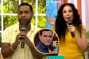 """Giselo confiesa que fue infiel y Janet Barboza responde: """"Y nosotros flagelando a Christian Domínguez"""""""