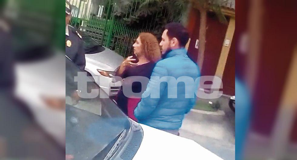 'Brujita' choca carro a taxista héroe que salvó a pasajera de ser violada