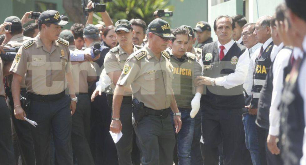 Miraflores: Carlos Javier Hualpa Vacas entró en contracciones al ser interrogado por la Policía