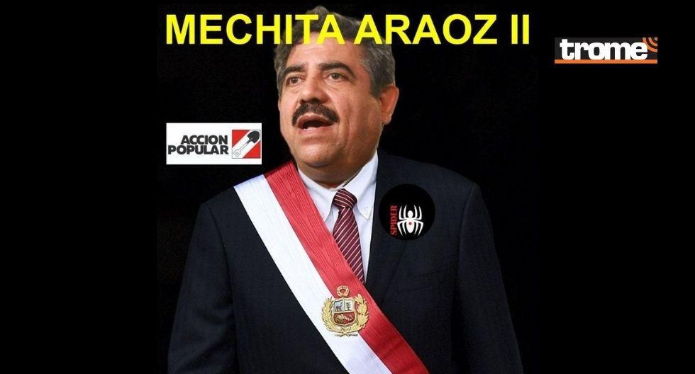 Incluso, muchos comparan esta situación con la que vivió Mercedes Aráoz cuando 'juramentó' como presidenta