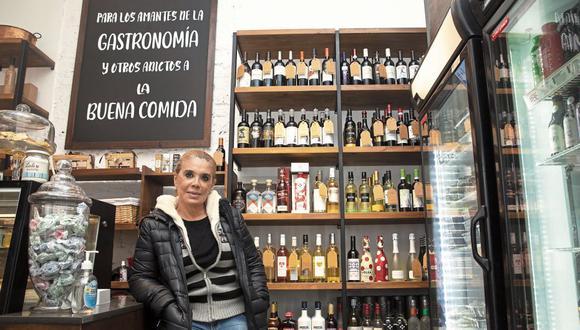 Gladys García de 'La Bodega - Tienda de Barrio' de Miraflores | Foto: José Rojas | TROME