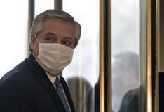 Argentina: Presidente Alberto Fernández anuncia que su país producirá vacuna de Oxford contra el COVID-19