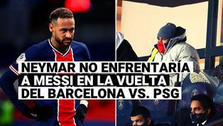 """Neymar sería """"protegido"""" en revancha ante Barcelona por cuartos de Champions"""