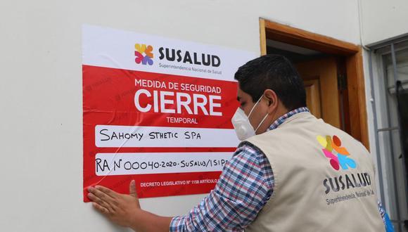 En el Renipress podrá encontrar información sobre el estado del establecimiento de su centro de salud. (Foto: Andina)