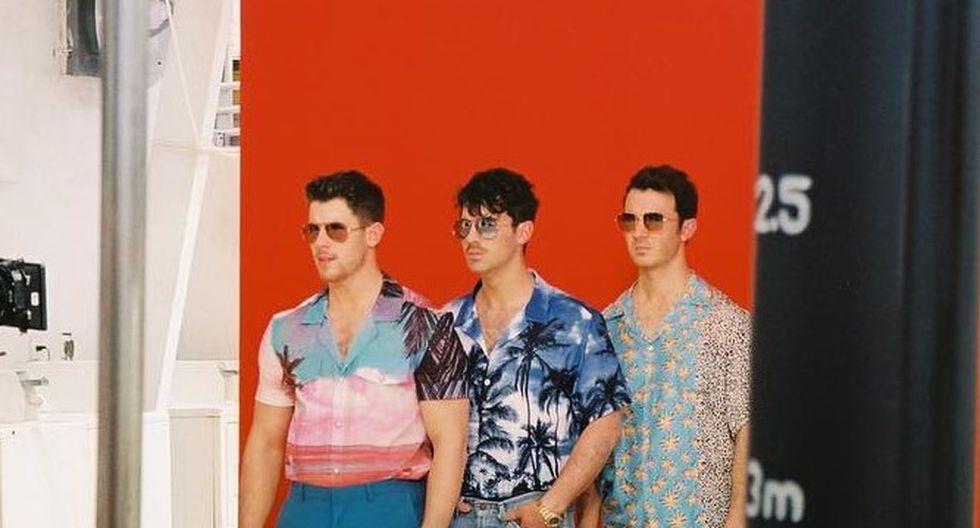 """Los Jonas Brothers anuncian su gira """"Happiness Begins Tour"""" por Estados Unidos y Canadá. (Foto: @jonasbrothers)"""