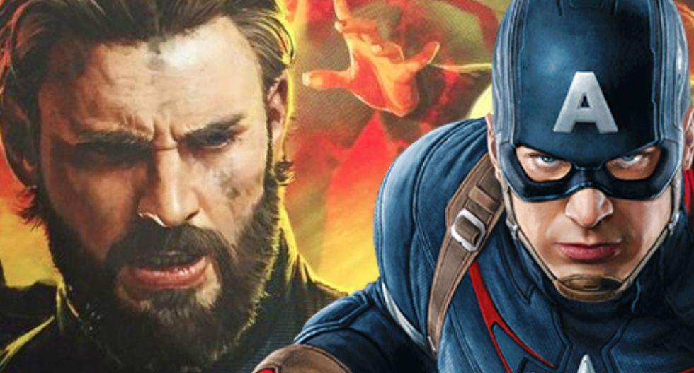 Así lucen el Capitán América, Black Widow y Groot en Avengers: Infinity War