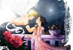 Cuento: Cupido se enamora, la historia del ángel del amor