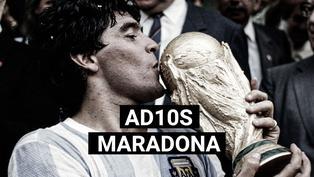 Diego Maradona falleció a los 60 años: Un sentido homenaje para el 'D10S' del fútbol