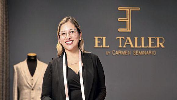 Carmen Seminario de El Taller. (Emprende Trome)