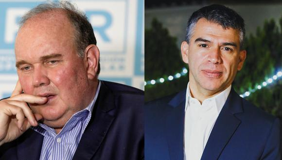 Rafael López Aliaga denunció por difamación agravada a Julio Guzmán