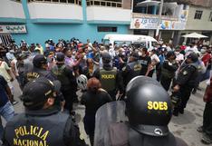 SMP: Vecinos reclaman a autoridades por falta de mantenimiento en parque donde murió niño de 10 años | FOTOS