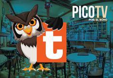 Pico TV: 'El viejo indecente' y su última novela