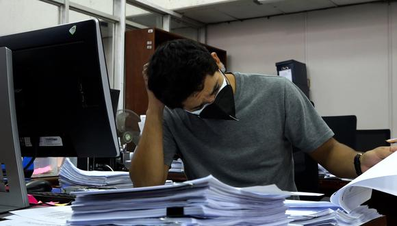 Según estudios, en el Perú se ha encontrado que el 13.5% de la población presenta un trastorno mental y el más frecuente es el trastorno de ansiedad 7.9%. (Foto: EsSalud)