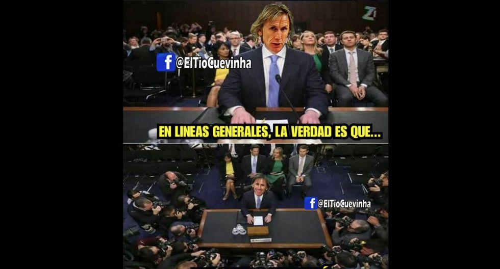 """Memes de Ricardo Gareca tras su """"necesito tiempo para pensar"""""""