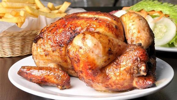 ¿Por qué dañino el pollo a la brasa?