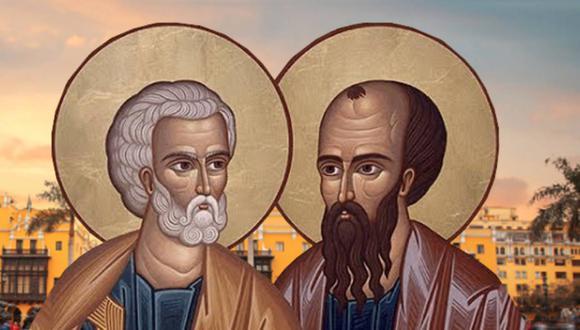 Conoce el origen de celebrar cada 29 de junio el Día de San Pedro y San Pablo.
