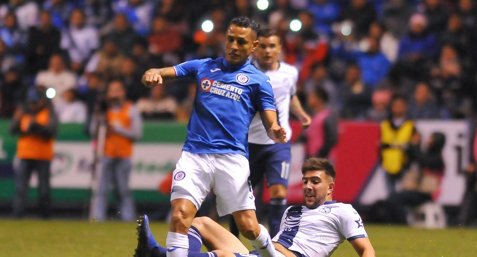 """Se estima que Yotún estaría tres meses fuera de las canchas, aunque Cruz Azul detalló que """"el tiempo de recuperación dependerá de la evolución del jugador"""". (Foto: AFP)"""