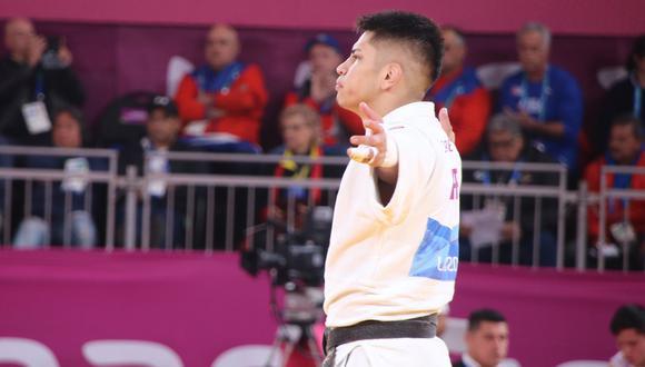 Yuta galarreta ganó su primera medalla en los Juegos panamericanos defendiendo a Perú. (Foto: Judo Perú)