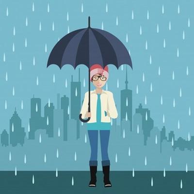 Cómo Dibujar Una Persona Bajo La Lluvia En Una Entrevista De Trabajo Actualidad Trome