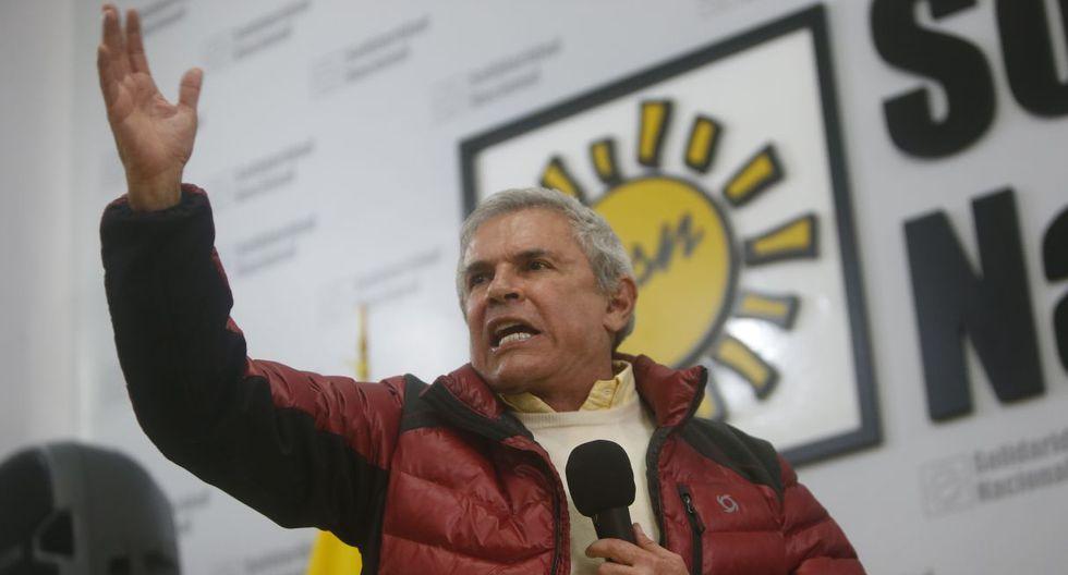 Pedido de prisión preventiva de Luis Castañeda se evaluará el lunes 10 de febrero   TROME