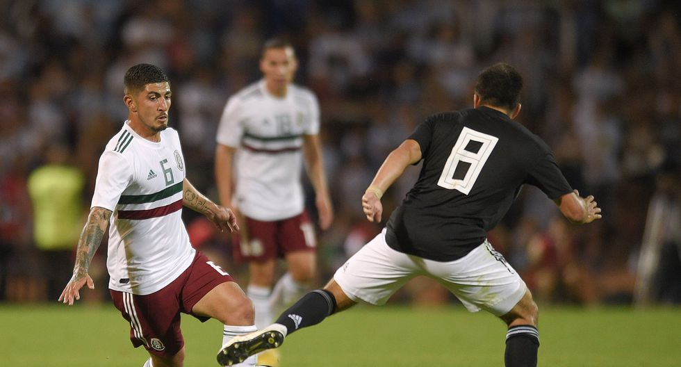 Argentina vs México EN VIVO se enfrentan en Mendoza por fecha FIFA
