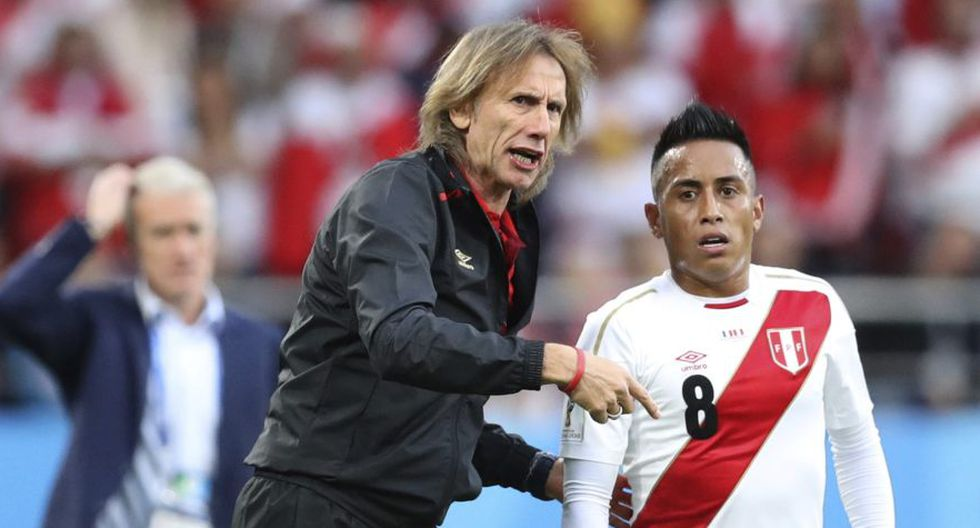 Ricardo Gareca hizo un pedido a Christian Cueva. (Foto: AP)