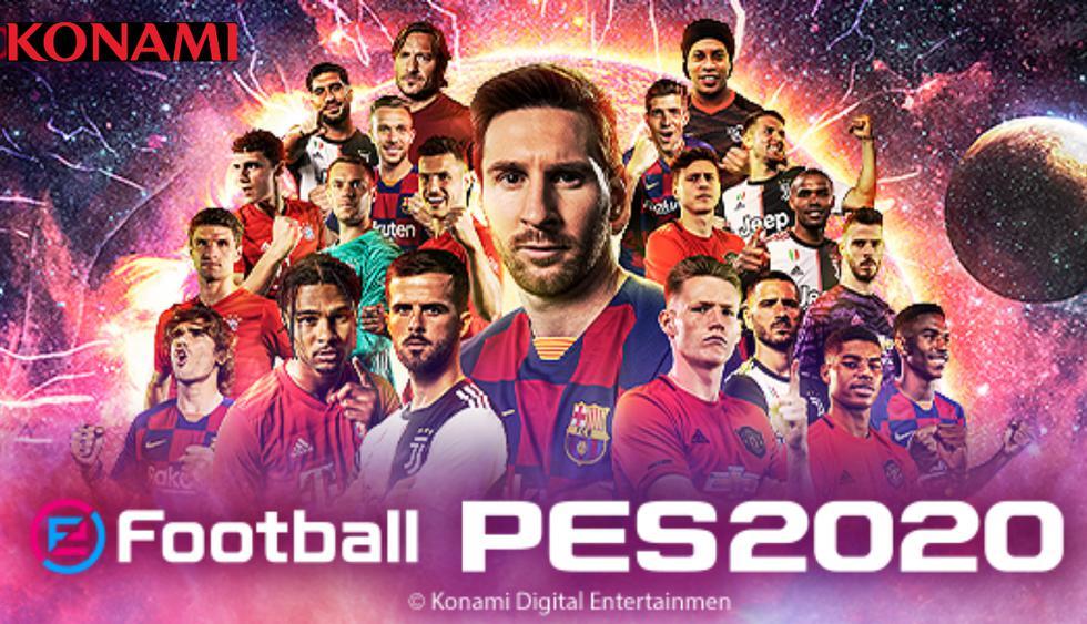 La competencia de eSports más accesible del fútbol, con tecnología de eFootball PES 2020, permitirá a todos los jugadores participar y tener la oportunidad de ganar premios en efectivo. (Fotos: Difusión)