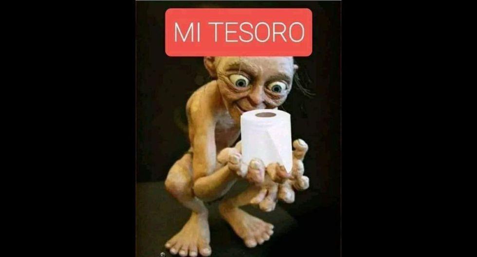 Las redes sociales se llenaron de memes que toman con sarcasmo la situación del coronavirus en Perú | Twitter | TROME