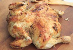 ¿Comer pellejo de pollo es malo para la salud?