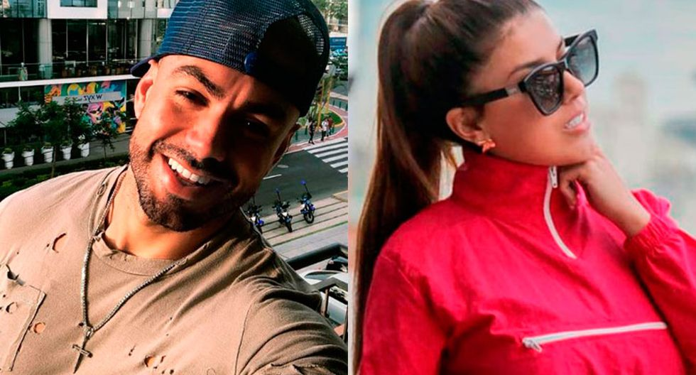 Según el costarricense,ambos tuvieron un romance a escondidas. (Foto: Instagram Coto Hernández | Yahaira Plasencia)