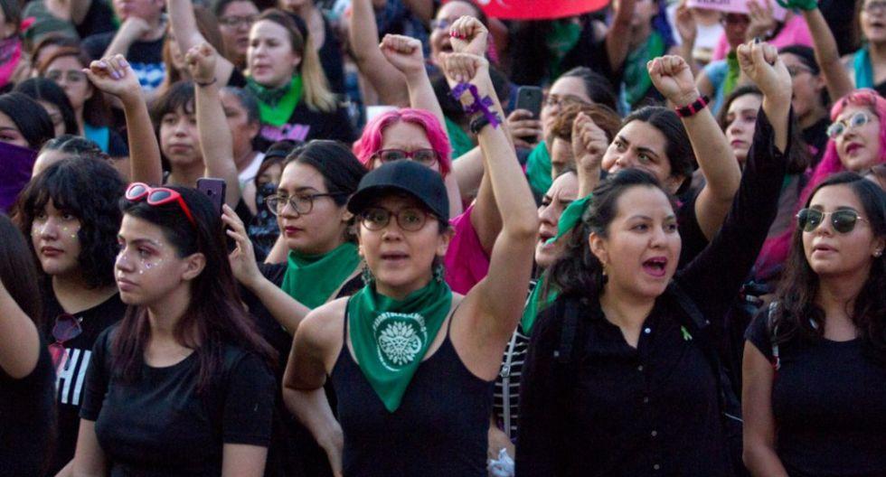 La marcha del 9 de marzo será en protesta por una escalada de violencia de género que conmociona al país mexicano. (EFE).