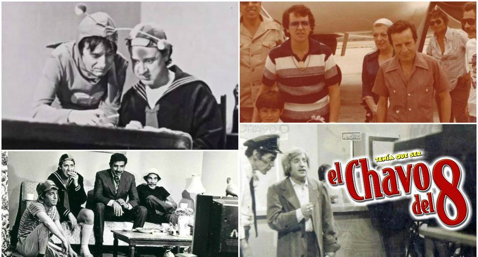 10 postales inéditas del elenco del show que revolucionó la TV de habla hispana