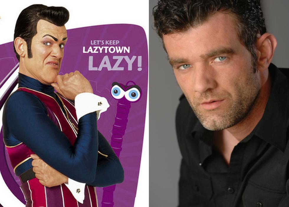 El actor que interpretó a Robbie Rotten en Lazy Town se juega la batalla de su vida tras ser detectado de cáncer de páncreas. Él está pidiendo ayuda porque no tiene dinero para el tratamiento.