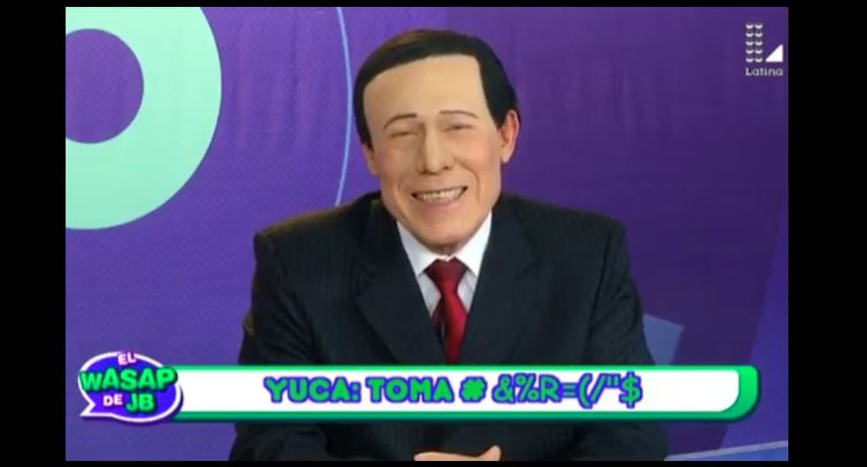 Yuca como Yucael