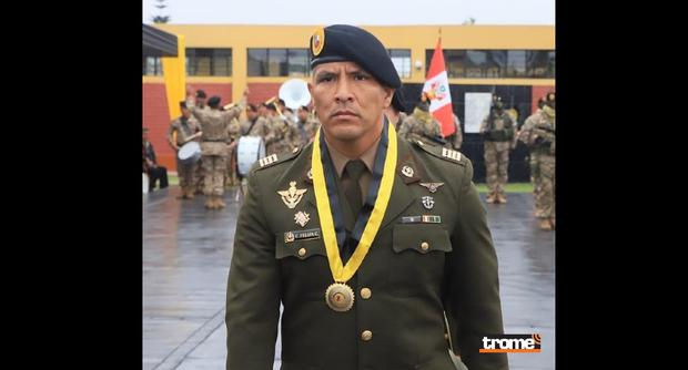 Carlos Felipa, el exmilitar y medallista peruano de 'Lima 2019', busca clasificar a las Olimpiadas de Tokio 2020. (Trome / Lima 2019/  Carlos Felipa)