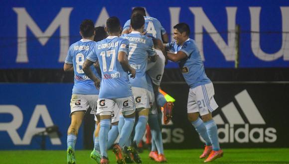 Sporting Cristal venció a Mannucci (Foto: Liga 1)